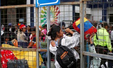 Ya son 4.3 millones los migrantes venezolanos, informa representante especial de Acnur y la OIM