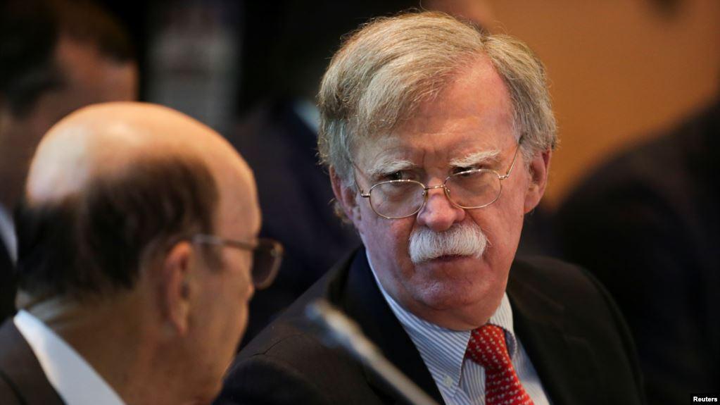 Bolton a aliados de Maduro: «No arriesguen su interés por apoyar a un régimen corrupto y moribundo»