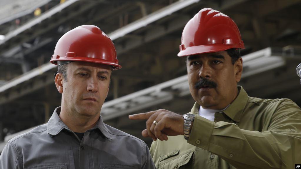 Exvicepresidente de Venezuela en lista de los más buscados de ICE por narcotráfico