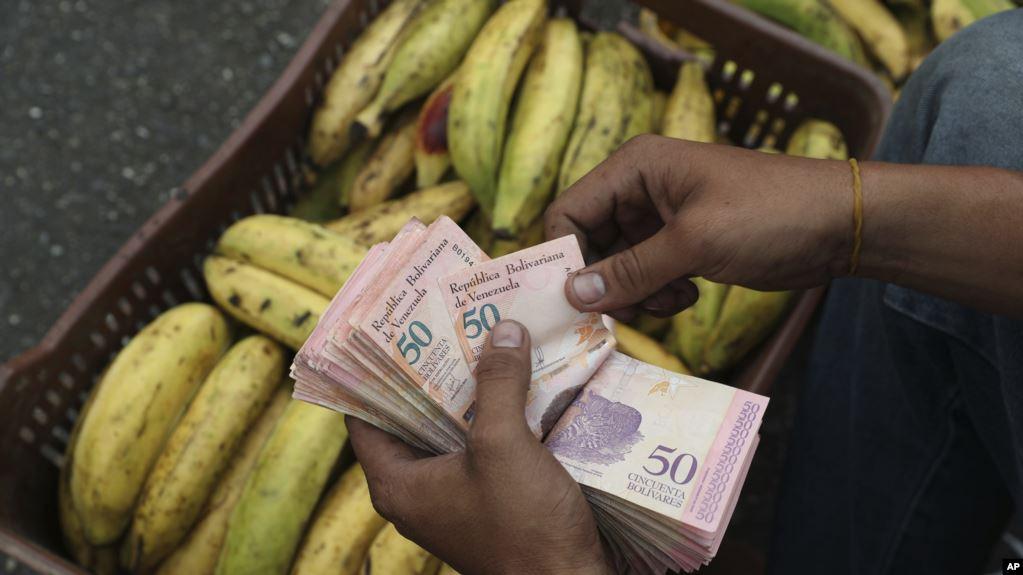 Cepal prevé desplome económico del 23 % en Venezuela