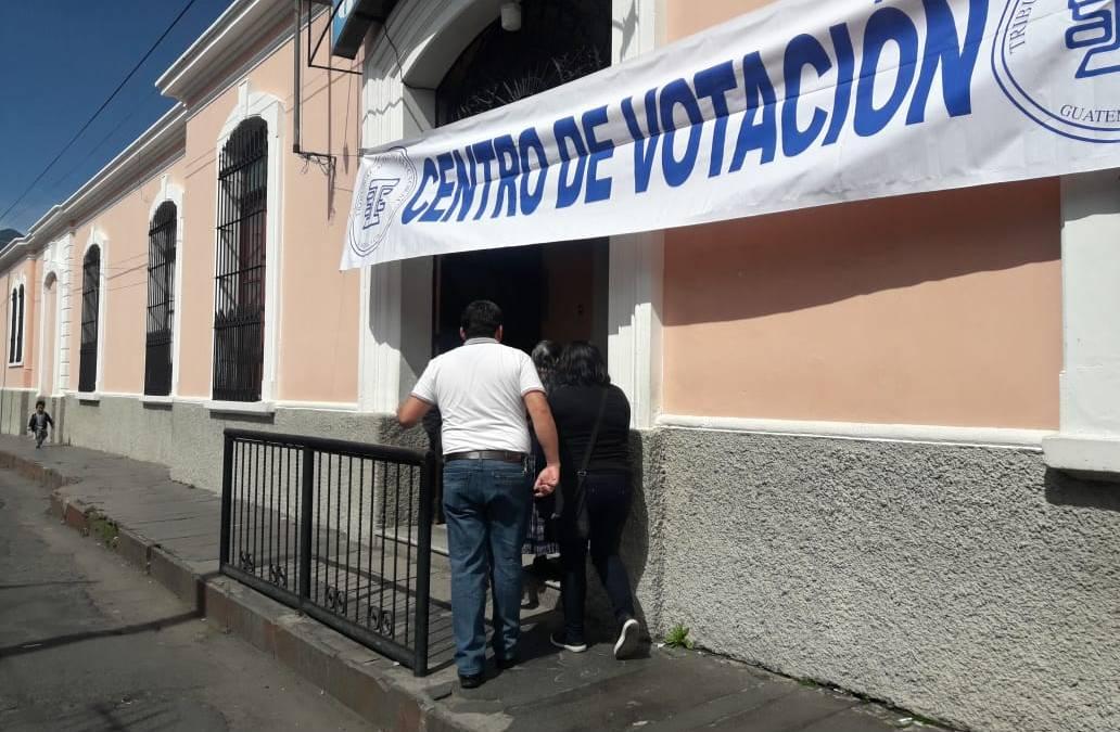 JED: Solo el 4 por ciento ha votado en el departamento de Quetzaltenango