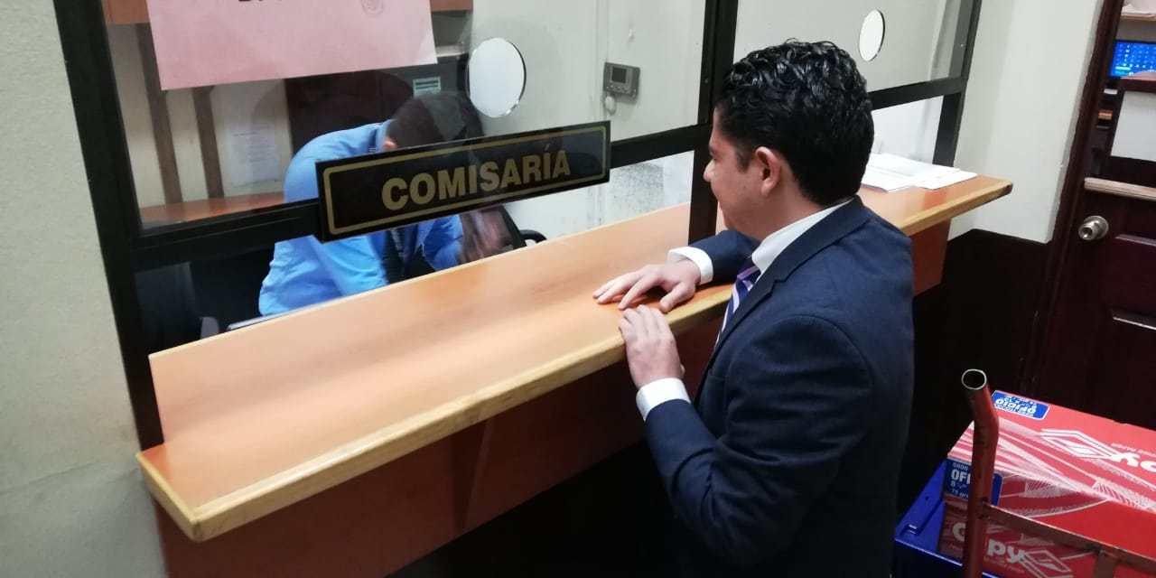 MP plantea acusación formal contra miembros de la UNE