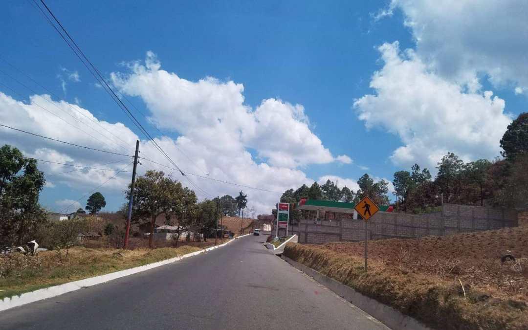Totonicapán: Cinco asaltos a la semana y PNC cuenta sólo con una patrulla en el sector