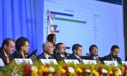Conferencia del TSE  previo al inicio de la Segunda Vuelta Electoral