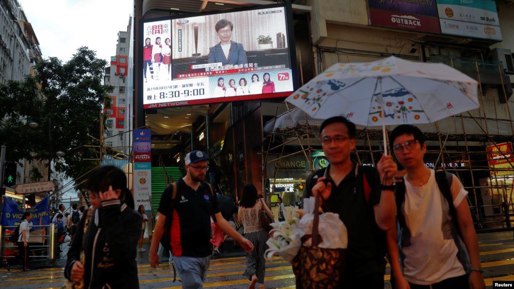 ¿Qué reclaman los jóvenes en Hong Kong? ¿En qué temas se resiste el gobierno?