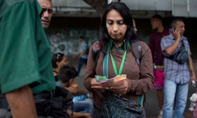 Venezuela: Inflación acumulada es del 2.674% en lo que va del 2019