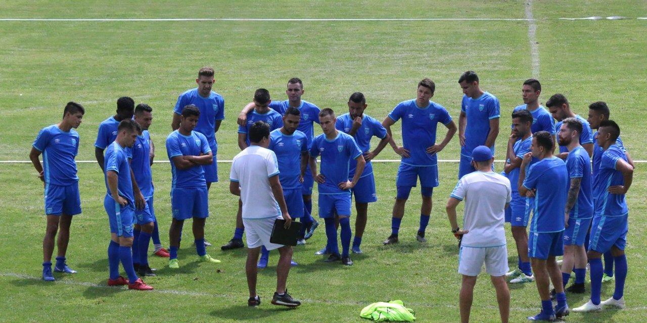 Guatemala debe pasar tres filtros para poder llegar a la Copa Oro