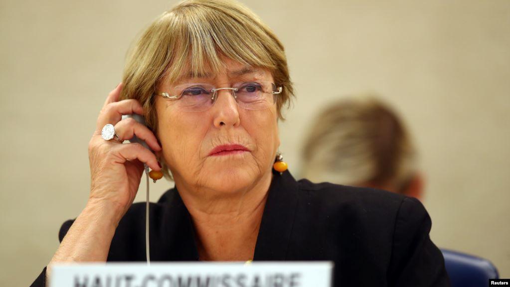 Venezuela: Bachelet insta a «priorizar» diálogo en medio de deterioro de DD.HH.