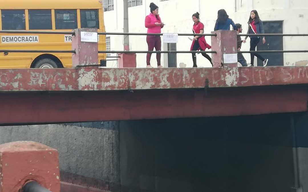 Jóvenes quetzaltecos buscan prevenir el suicidio