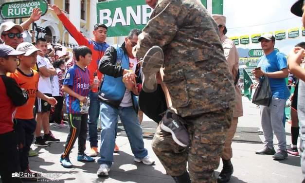 Joven muere al finalizar media maratón de Totonicapán