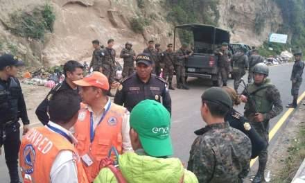 Continúa búsqueda de turistas en Zunil