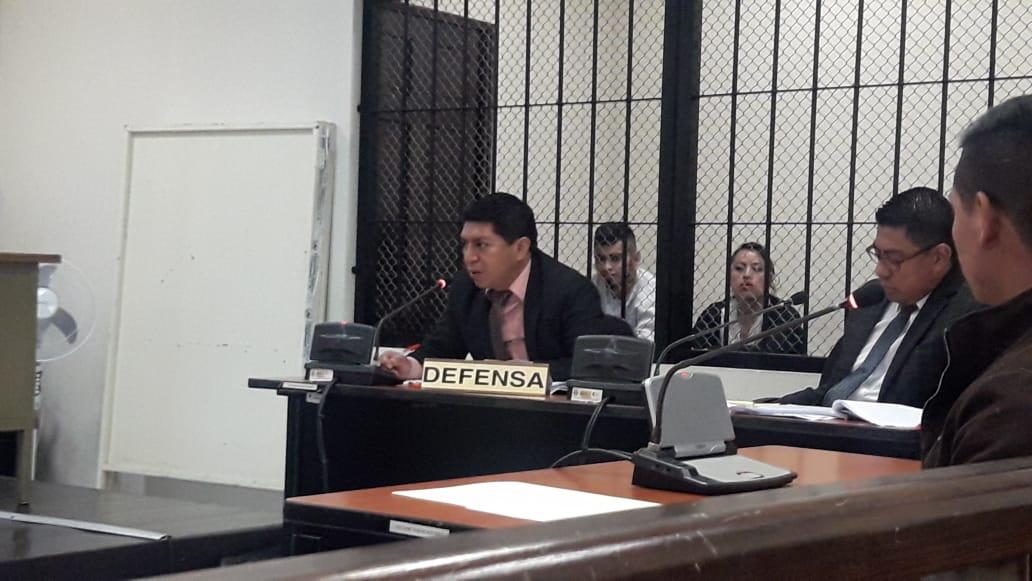 A juicio por asalto a mujer