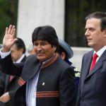 México concede asilo político a Evo Morales por razones humanitarias