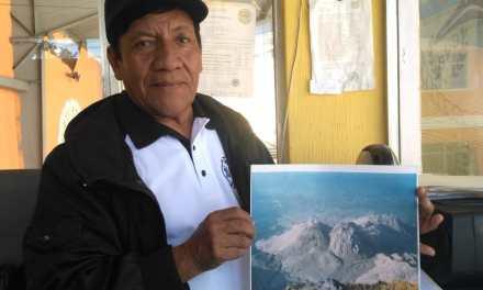 Toda una vida en el estudio de los Volcanes Santa María y Santiaguito