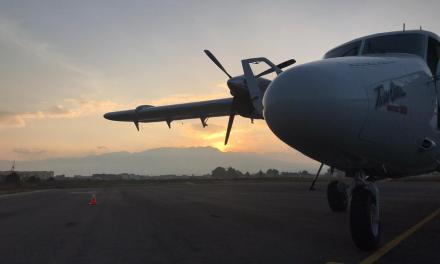 Lanzamiento de vuelos itinerados en el Aeropuerto Los Altos
