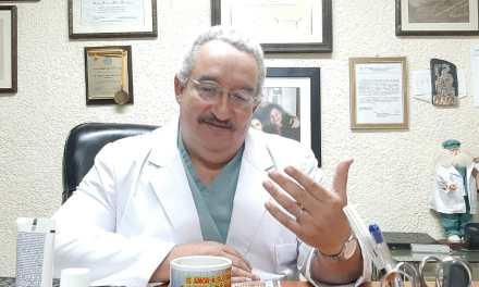 Dr. German Ludwin Scheel Bartlet, un médico entregado a la niñez guatemalteca