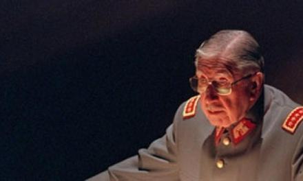 La Asamblea Legislativa de Sao Paulo homenajeará a Pinochet