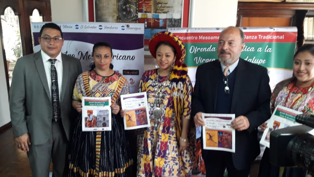Preparan Encuentro Mesoamericano de Danza en Xela