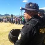 PNC incauta teléfonos, droga y armas punzocortantes en Granja Penal Cantel