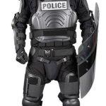 Policía Municipal de Xela compra equipo antidisturbios
