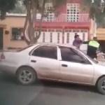 Investigan agresión a un agente de la PMTQ
