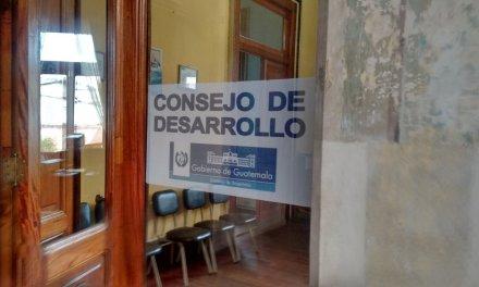 Municipalidad de Quetzaltenango ejecuta menos del 50 % de lo asignado por el CODEDE para el 2019