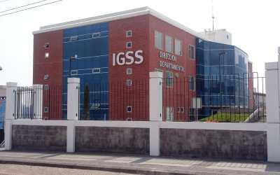 Área administrativa del igss podría convertirse en hospital para casos de Covid-19