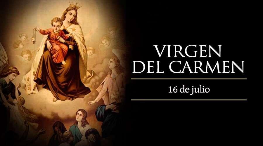 Historia de Nuestra Señora del Carmen
