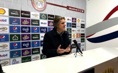 Exdirector técnico de Xelajú ya no llegará al banquillo de Cruz Azul de México