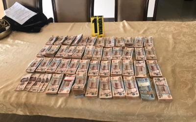 PNC incauta cerca Q500 mil vinculados al caso de lavado de dinero de exalcalde de Sayaxché