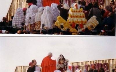 El Papa Viajero llegó a Xela hace 38 años