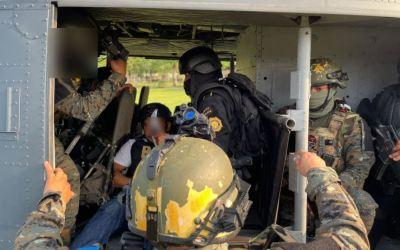 Con la captura de «Mister 305» en Izabal, suman 18 capturas de narcotraficantes, con fines de extradición