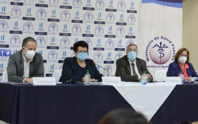 Ministerio de Salud detecta nueva cepa del SARS-CoV-2 en Guatemala