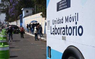 Guatemala reporta 238 nuevos casos de COVID-19