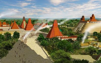 Hallazgos arqueológicos confirman que Tikal fue una ciudad cosmopolita con barrios multiétnicos como Teotihuacán