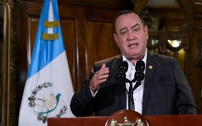 Guatemala anuncia nuevas disposiciones ante repunte de casos de COVID-19