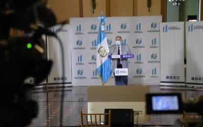 Guatemala reporta 1 mil 180 nuevos casos de COVID-19
