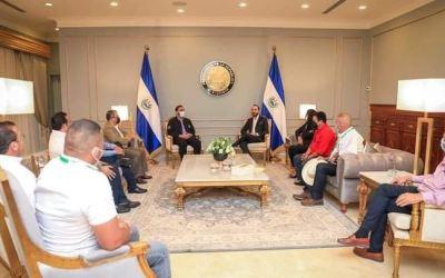¿Cuál es la reacción de Honduras tras anuncio de El Salvador sobre donación de vacunas?