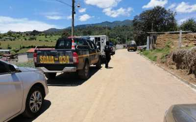 Presuntos pandilleros atacan a investigadores en Quetzaltenango