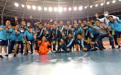Guatemala jugará en Lituania su quinto mundial de futsal y busca el título del Premundial