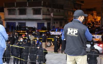 Operación «Escudo Regional 2021» en contra de criminales que operan en Guatemala, El Salvador y Honduras