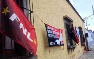 ¿Por qué el plantón frente al Área de Salud de Quetzaltenango?