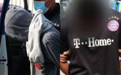Capturan en Quetzaltenango a presuntos sicarios el «Yimy» y el «Flaco»