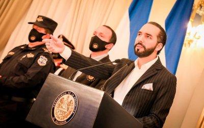 """Bukele: """"Cometimos el error de confiar en la OEA"""""""