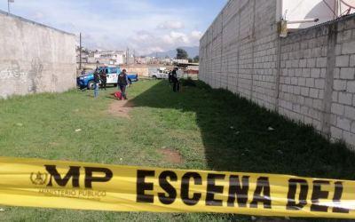 Localizan cadáver en la zona 6 de Quetzaltenango