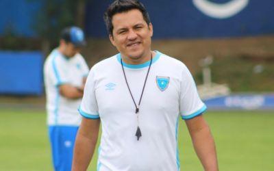 Fedefut despide al técnico Amarini Villatoro por fracaso en la clasificación a la Copa Oro