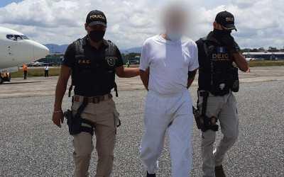 Arrestan a deportado por asesinato de subinspector de PNC