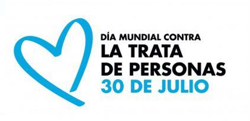 Este 30 julio se conmemora el Día Mundial contra la Trata de Personas