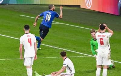 Se acabó la Eurocopa: Italia gana el título