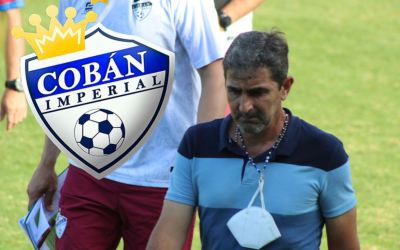 Cobán Imperial despide a Fabricio Benitez y contrata a dos argentinos